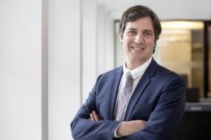 Olivier Dumoulin devient le directeur du développement client d'Arcadis France. [©Arcadis France]