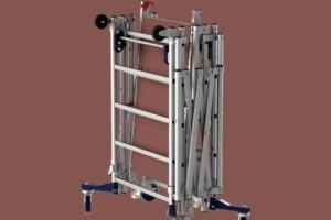Compact, le Nano'Tower permet une mise en place dans des espaces exigus, comme les ascenseurs. [©Tubesca-Comabi]