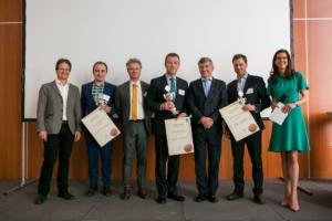 Segezha a obtenu la médaille d'argent du Grand Prix Eurosac 2019 pour son sac industriel. [©Eurosac]