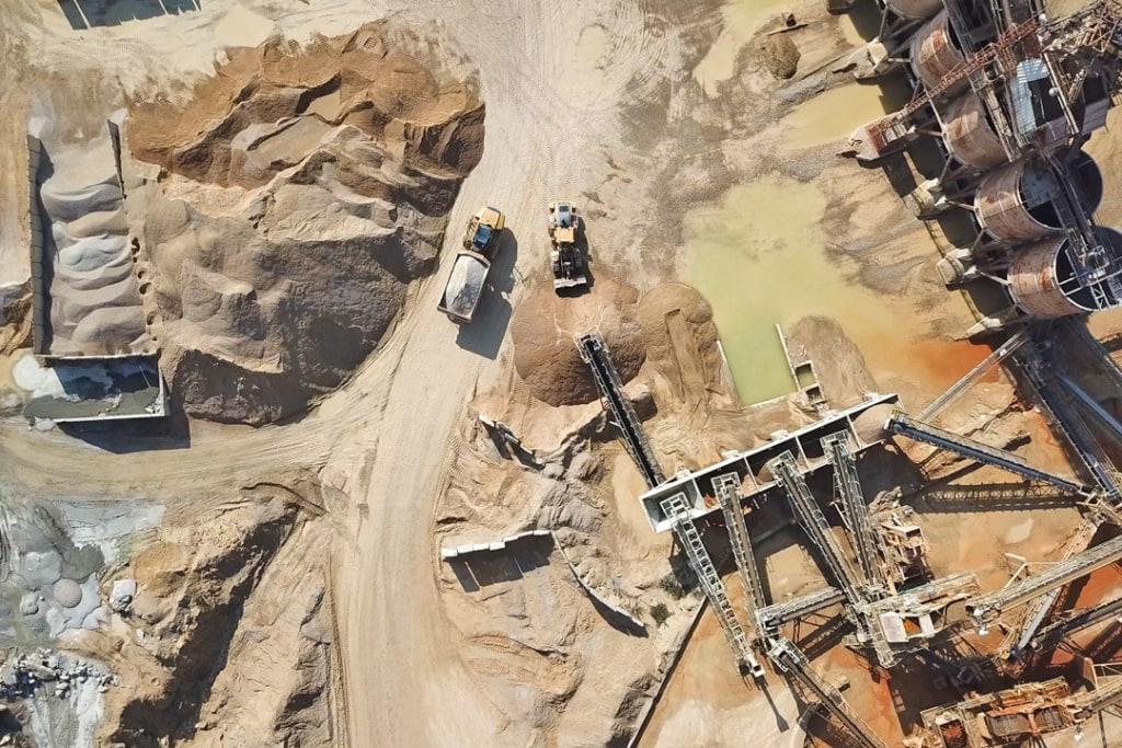 Chryso Quad simplifie l'intégration des sables difficiles dans les bétons. [©ACPresse]