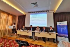 """Le 2 juillet dernier, la première conférence sur la rénovation énergétique """"COP métropolitaine : La Métropole du Grand Paris s'engage pour la rénovation des logements"""" a été un signe fort. [©Cécile Gruber]"""