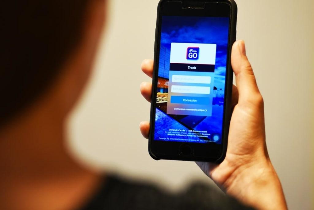 Disponible en France depuis juillet 2018, Cemex Go, l'une des premières plates-formes d'intégration de la relation client numérique du secteur, compte aujourd'hui 2 500 adhérents. [©Cemex]