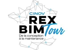 La Fédération Cinov lance le portail du Rex BIM Tour, un site accessible à tous pour démystifier les projets réalisés en processus BIM. Et a conçu le Rex BIM Tour en régions.