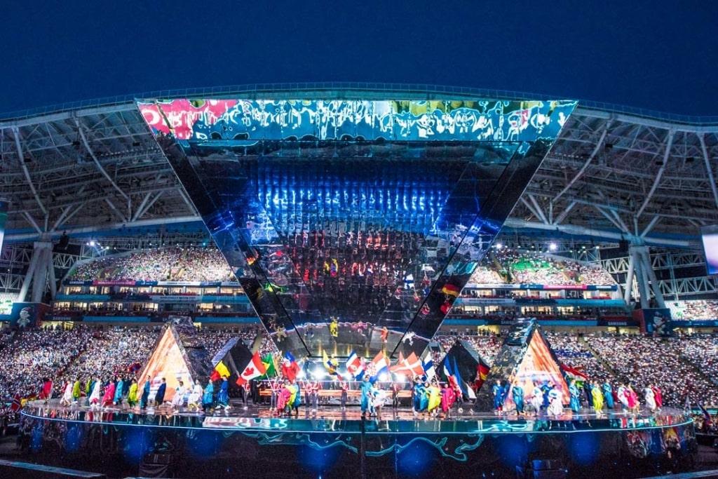 Lyon, en concurrence avec la ville d'Aichi au Japon, accueillera la finale internationale des Worldskills 2023. [©Worldskills]