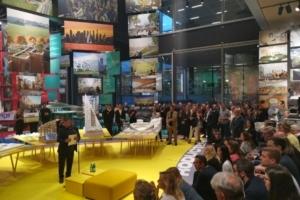 Sika s'est associé au cabinet d'architectes Bjarke Ingels Group (BIG) pour présenter ses dernières performances d'impression 3D sur béton. [©Sika]