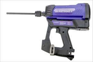 Le LR Pistogaz II ne vibre pas, a peu de recul, minimise la poussière et le bruit sur chantier. [©Etanco]