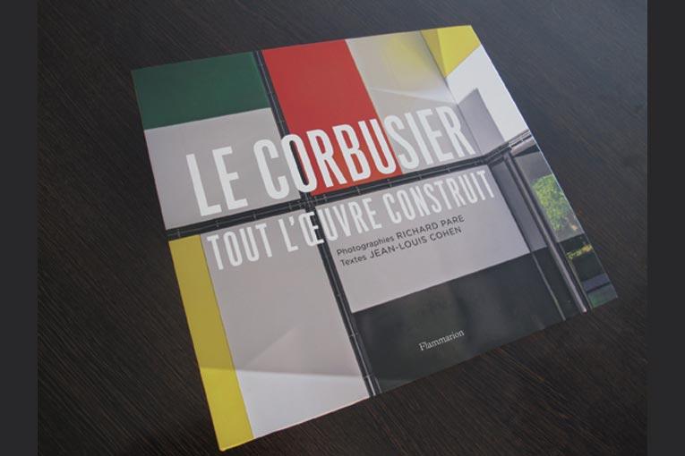 Tout l'œuvre de Le Corbusier