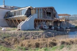 La Maison de la Nature s'inscrit dans le projet du nouvel Espace naturel dé-partemental du Var. [©ACPresse]