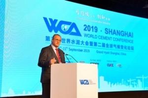 Vincent Lefebvre, co-président de WCA et directeur de Cem'In'Eu : « La production de ciment en Chine se concentre à une vitesse extrême sous la pression d'une réglementation drastique ». [©DR]