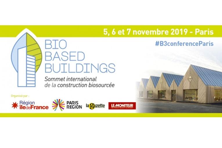"""Le premier """"Sommet international de la construction biosourceé"""""""