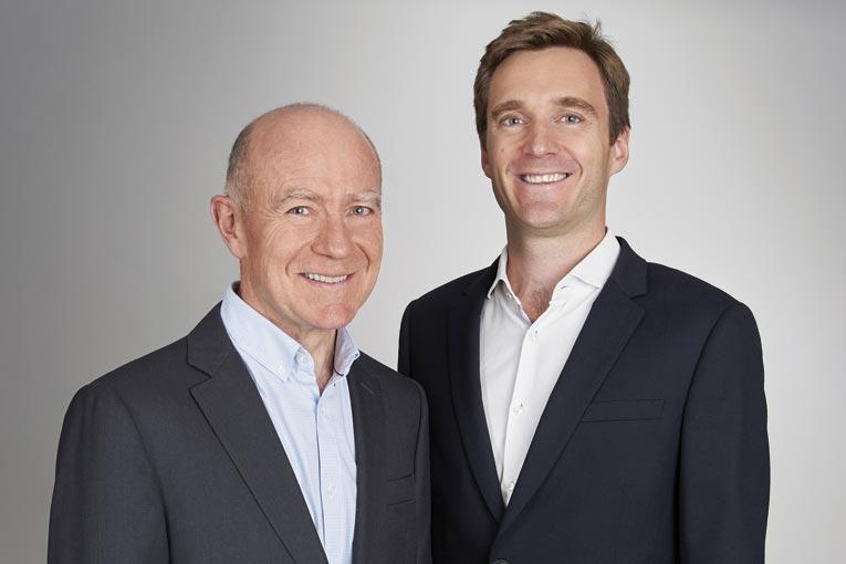 Michel et Matthieu Sarrat. [©GT Solutions]