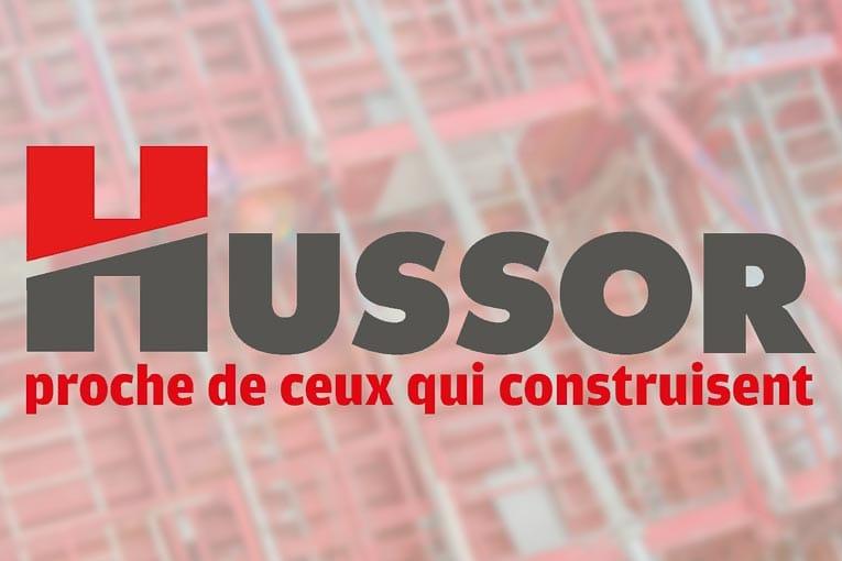 Nouveau logo Hussor. [©Hussor]