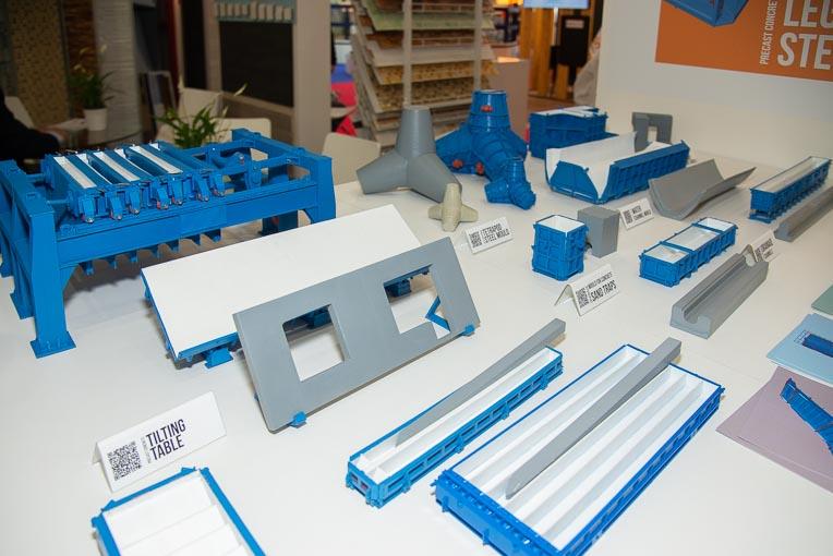 M-Konstruktor est spécialisé dans la construction de moules métalliques sur mesure. [©ACPresse]