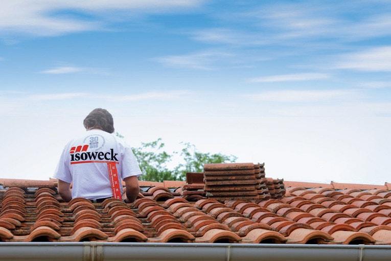 Isoweck est spécialisée dans les travaux d'isolation en BtoB et BtoC. [©Isoweck]