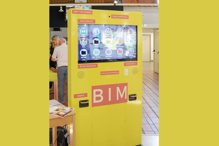 L'Arpete de Bati'Nov.Tech est une armoire numérique de chantier, connectée sur le cloud. [©Bati'Nov.Tech]