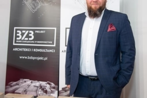 Bartłomiej Zgorzelski est le président de BZB Projekt. [©ACPresse]