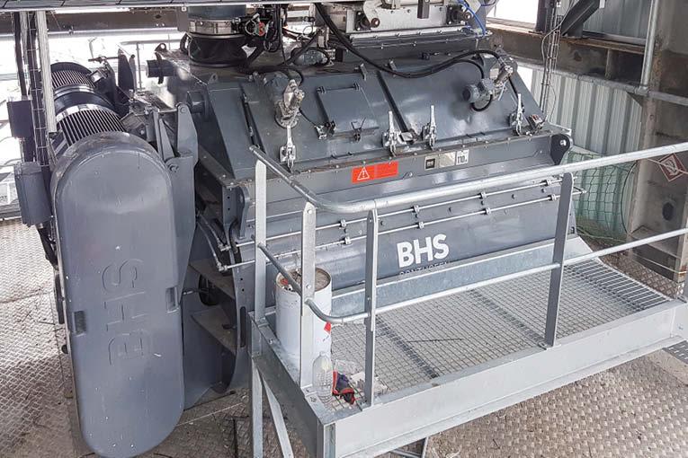 BHS Sonthofen décline ses malaxeurs DKX entre plusieurs variantes. [©BHS Sonthofen]