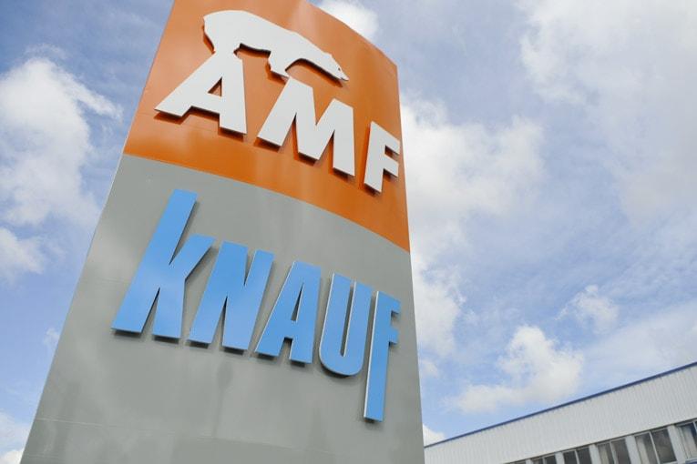 Knauf rachète Armstrong Ceiling Solutions. [©Knauf]