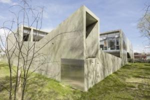 Richter & Associés ont signé le nouveau Centre de soins psychiatriques de Hauts-de-Queuleu, à Metz. [©Eqiom]