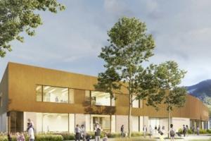 La Maison de l'enfance d'Albertville ouvrira ses portes en 2020. [©Foamglas]