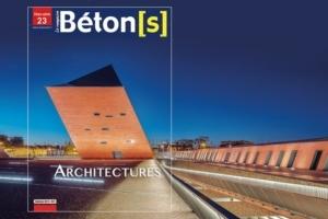 Béton & Architectures, une ode à l'architecte et à l'industriel.