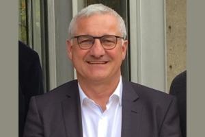 A l'unanimité, Philippe Lansard a été élu président de la Fédération française du bâtiment Auvergne-Rhône-Alpes. [©FFB]