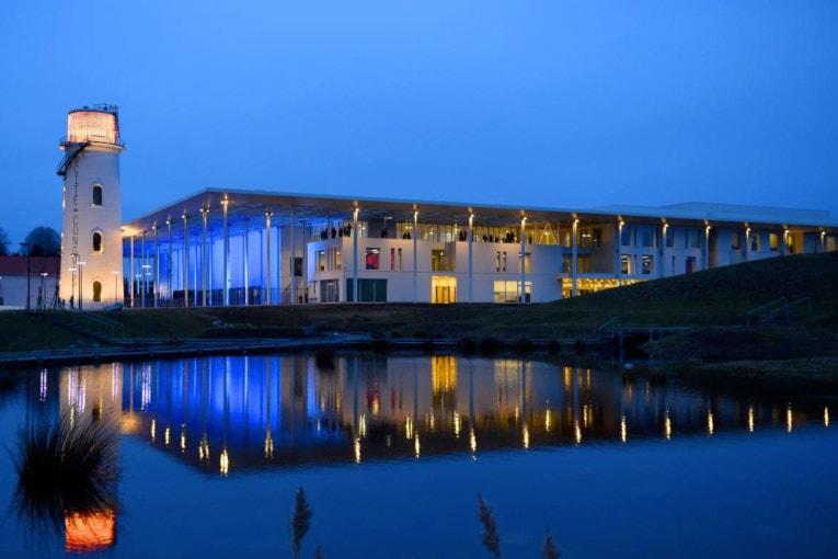 Palais des Congrès de Valenciennes.[©François Lo Presti]