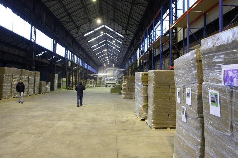 La nouvelle usine de Gramitherm Europe dispose d'une surface de 5 000 m2.