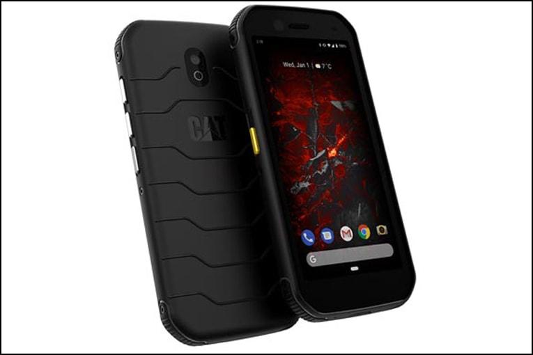 Le smartphone S32, nouveau venu chez Cat [©Cat]