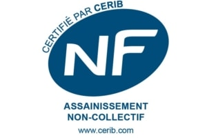 Le Cérib lance la marque NF Assainissement non collectif (ANC). [©Cérib]