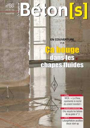 Béton[s] le Magazine 86