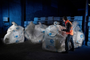 Knauf lance Knauf Circular, un service de collecte et de recyclage du PSE. [©Knauf]