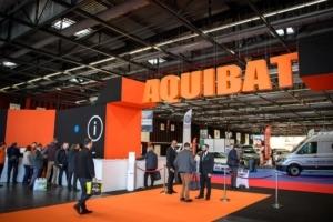 Aquibat est de retour du 26 au 28 février 2020 au Parc des expositions de Bordeaux. [©Aquibat]