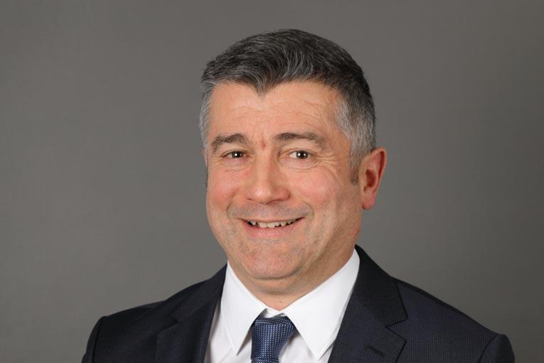 Le Syndicat français de l'industrie cimentière (Sfic) a élu François Petry à sa présidence. Il succède à Raoul de Parisot. [©Sfic]