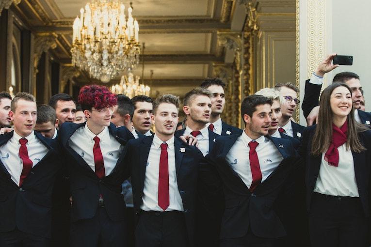 L'équipe de France des WorldSkills a rapporté 27 médaille en 2019. [©WorldSkills France]