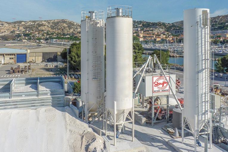 En région Méditerranée, le groupe Bonifay a informé de la mise en place d'un plan de continuité de service. [©Bonifay]