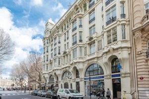 Construit par François Hennebique, pour lui-même, ce bâtiment est en totalité réalisé en béton armé. [©ACPresse]