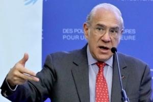 Angel Gurria est le secrétaire général de l'OCDE. [©OCDE]