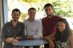 L'équipe marketing et digital de Teralta. [©Teralta]