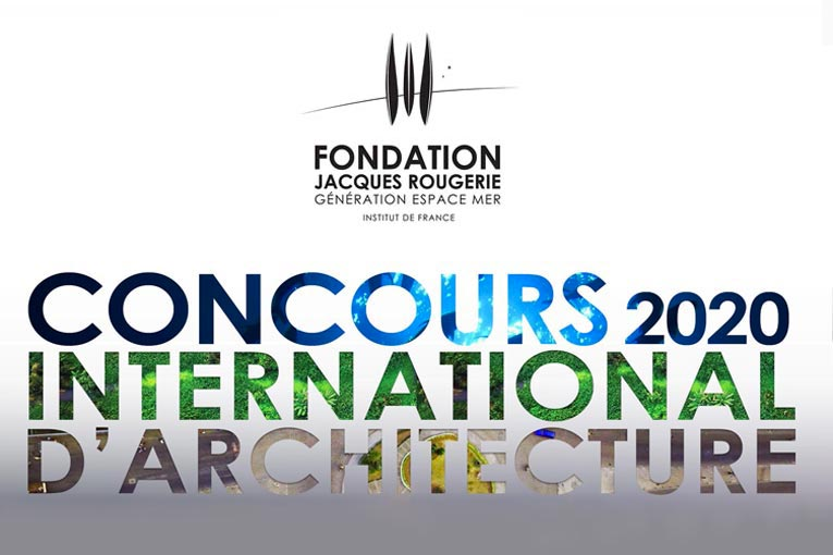Dans un contexte international inédit, la fondation Jacques Rougerie - Institut de France lance sa 10e édition du concours international d'architecture. [©Fondation Jacques Rougerie]