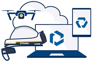 Trimble Connect : La plate-forme dans le cloud