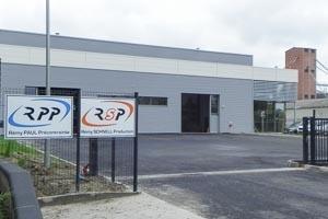 Nouvelle usine RPP et RSP