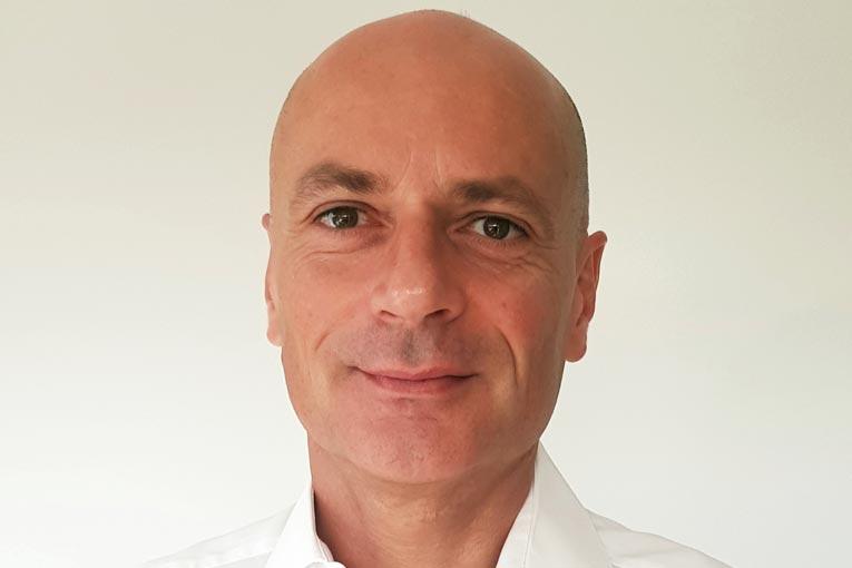 Christophe Pivel est directeur commercial de Sto France depuis novembre 2019. [©Sto]
