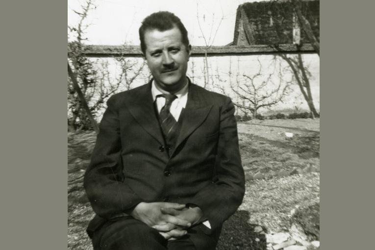 Bernard Lafaille est représentatif du passage de l'ingénieur, rival de l'architecte, à l'ingénieur-conseil, proche de l'architecte. [©Fonds Laffaille. SIAF/Cité de l'architecture et du patrimoine/Archives d'architecture du XXe siècle]
