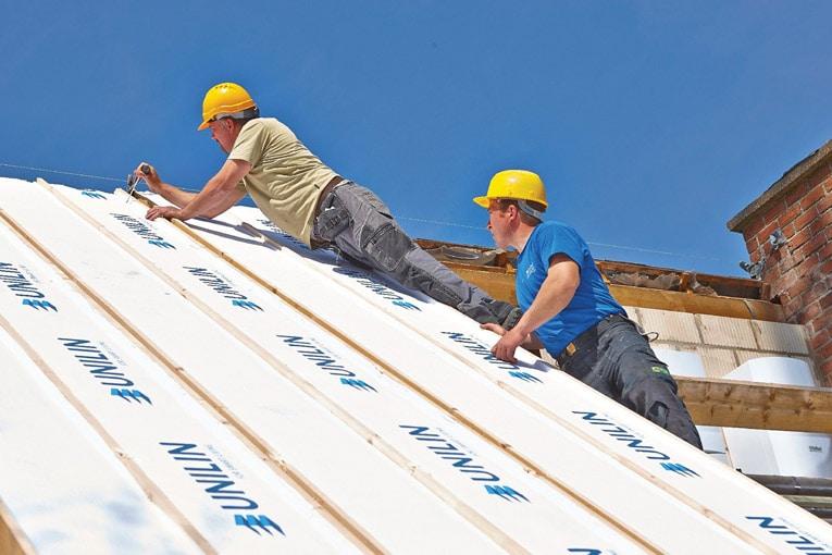 Dès le 17 mars dernier et le démarrage du confinement, le marché des panneaux polyuréthanes a connu une « chute abyssale », selon le SNPU. [©Unilin]
