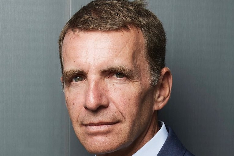 Antoine Metzger, président du groupe NGE. [©NGE]