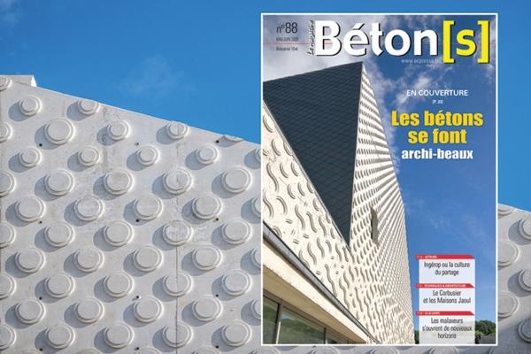 Couverture Béton[s] le magazine n°88