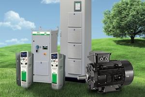 La gamme Dyneo+ développée par Nidec Leroy-Somer. [©Nidec Leroy Somer]