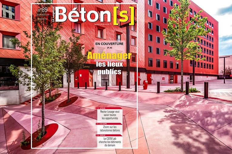 Béton[s] le Magazine 89