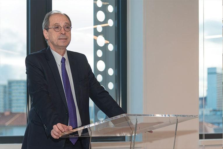Jean-Charles Robin, président de Spie Batignolles : « Le groupe est indépendant. Ses cadres et ses collaborateurs détiennent son capital à hauteur de 70 % ».
